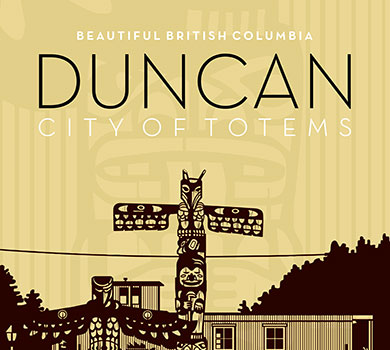 DUNCAN CITY OF TOTEMS